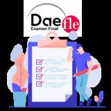 DAEFLE Examen final (08/12/2021)