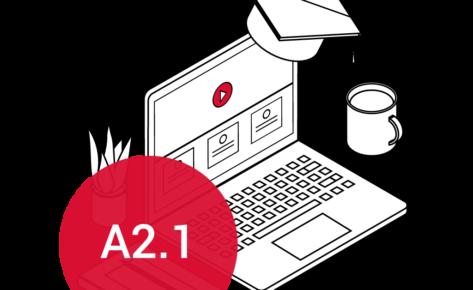 Formation certifiante A2.1