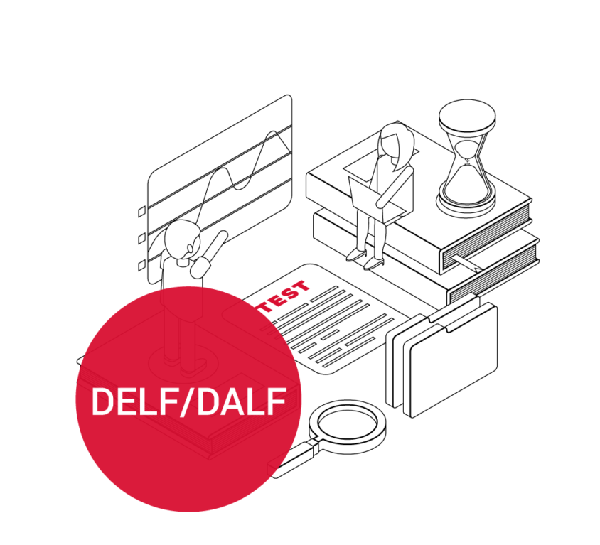 DELF/DALF Training