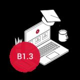 Formation certifiante B1.3