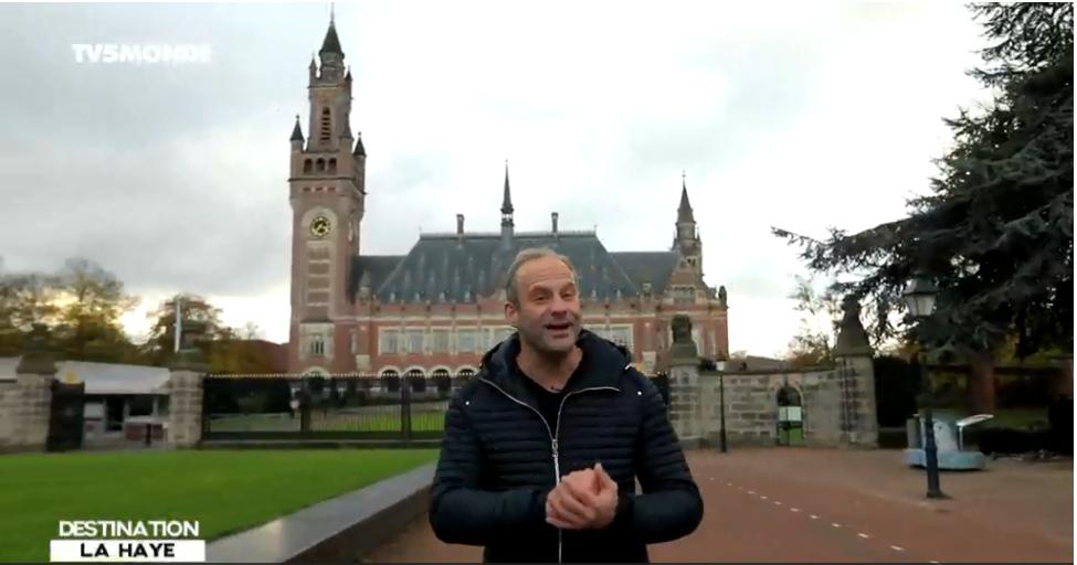 destination La Haye 1