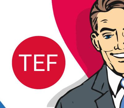 Online TEF-voorbereiding